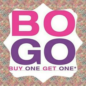Buy one get one free for my whole closet